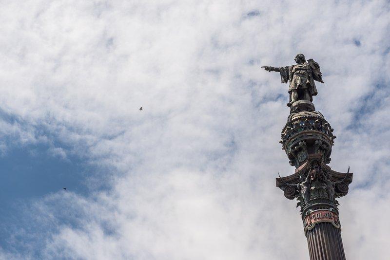 Il Monumento a Colombo