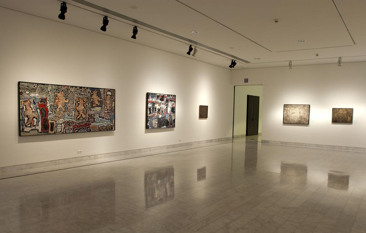 Le sale del Museo Picasso