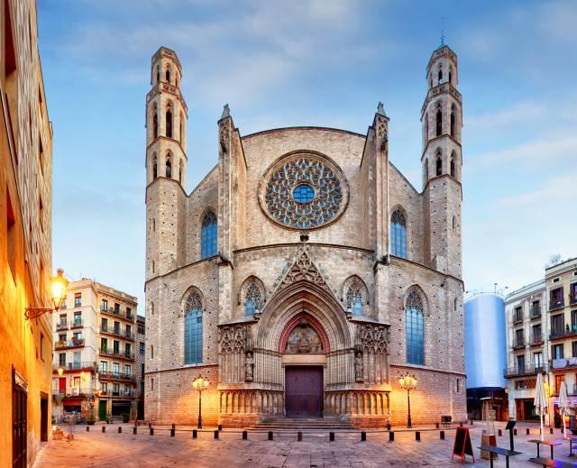 Santa Maria del Mar nella Ribera
