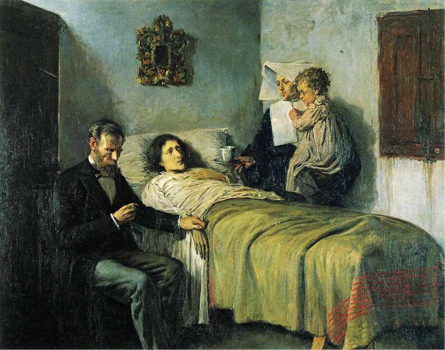 Scienza e Carità di Picasso