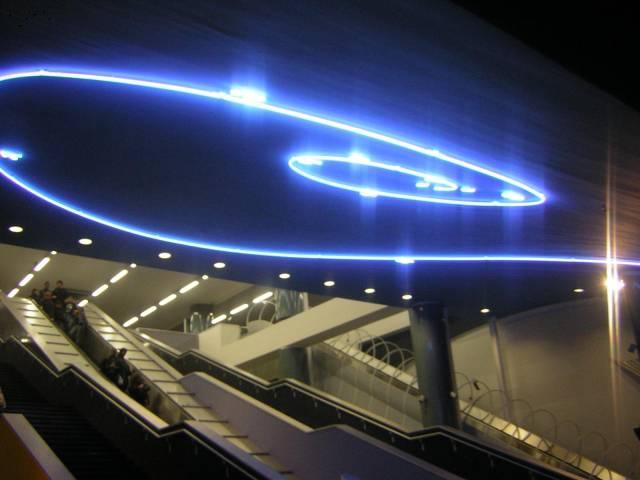 La stazione Vanvitelli a Napoli