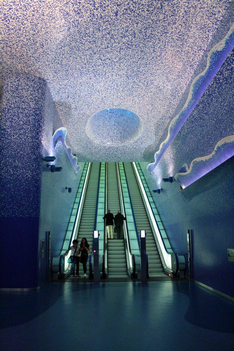 La Stazione Toledo