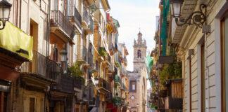 Il Barrio del Carmen di Valencia