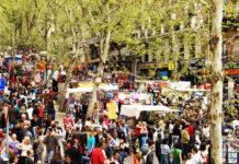 Il Mercato del Rastro di Madrid