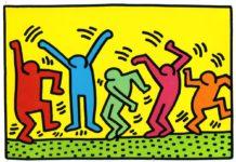 Mostra di Keith Haring a Milano