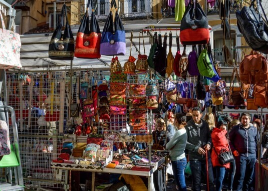 Mercato del Rastro di Madrid