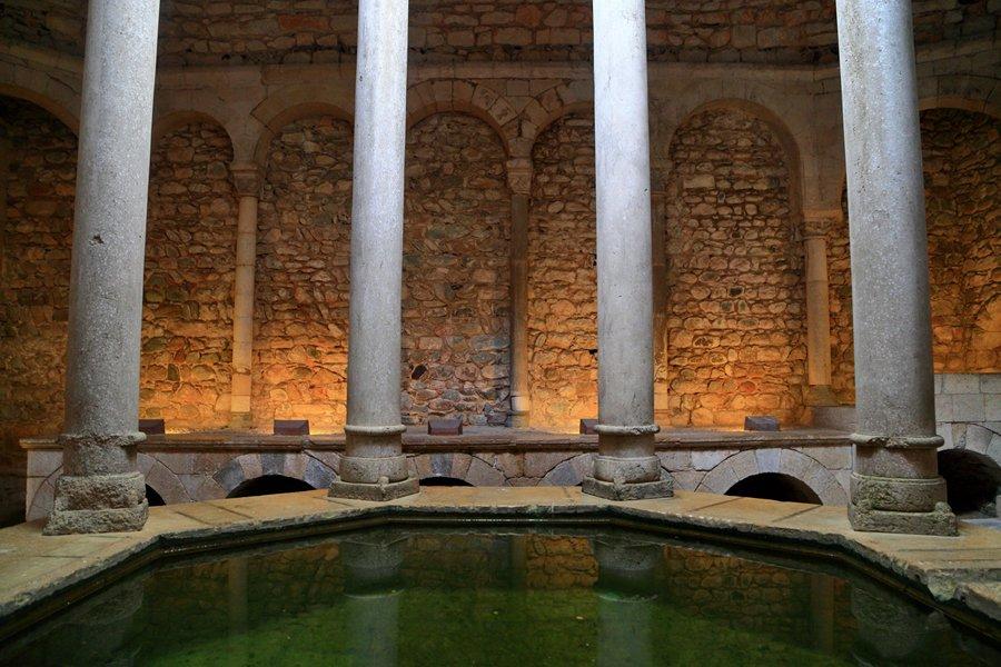I bagni arabi di Girona