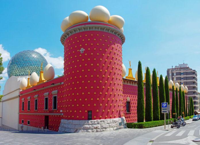 Il Museo Dalì di Figueres