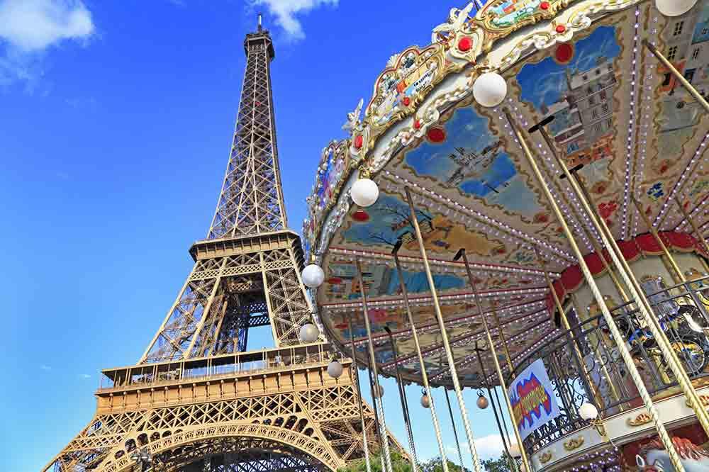Parigi Guida Di Parigi Organizzare Un Viaggio A Parigi