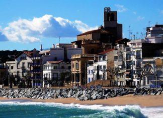 Sant Pol de Mar in Costa Brava - Maresme