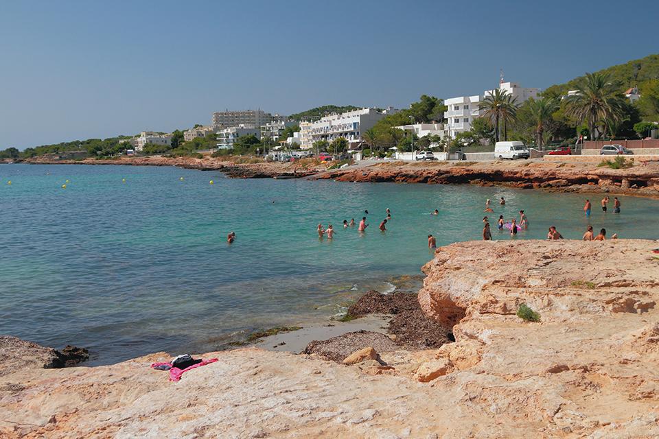 Calo des Moro San Antonio, Ibiza