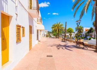 Sant Josep de sa Talaia a Ibiza