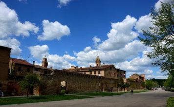Il Borgo di Buonconvento in provincia di Siena