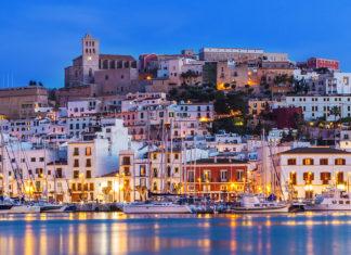 Dalt Vila a Ibiza