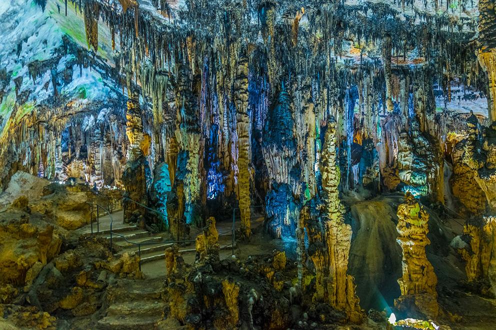 Le grotte di Artà