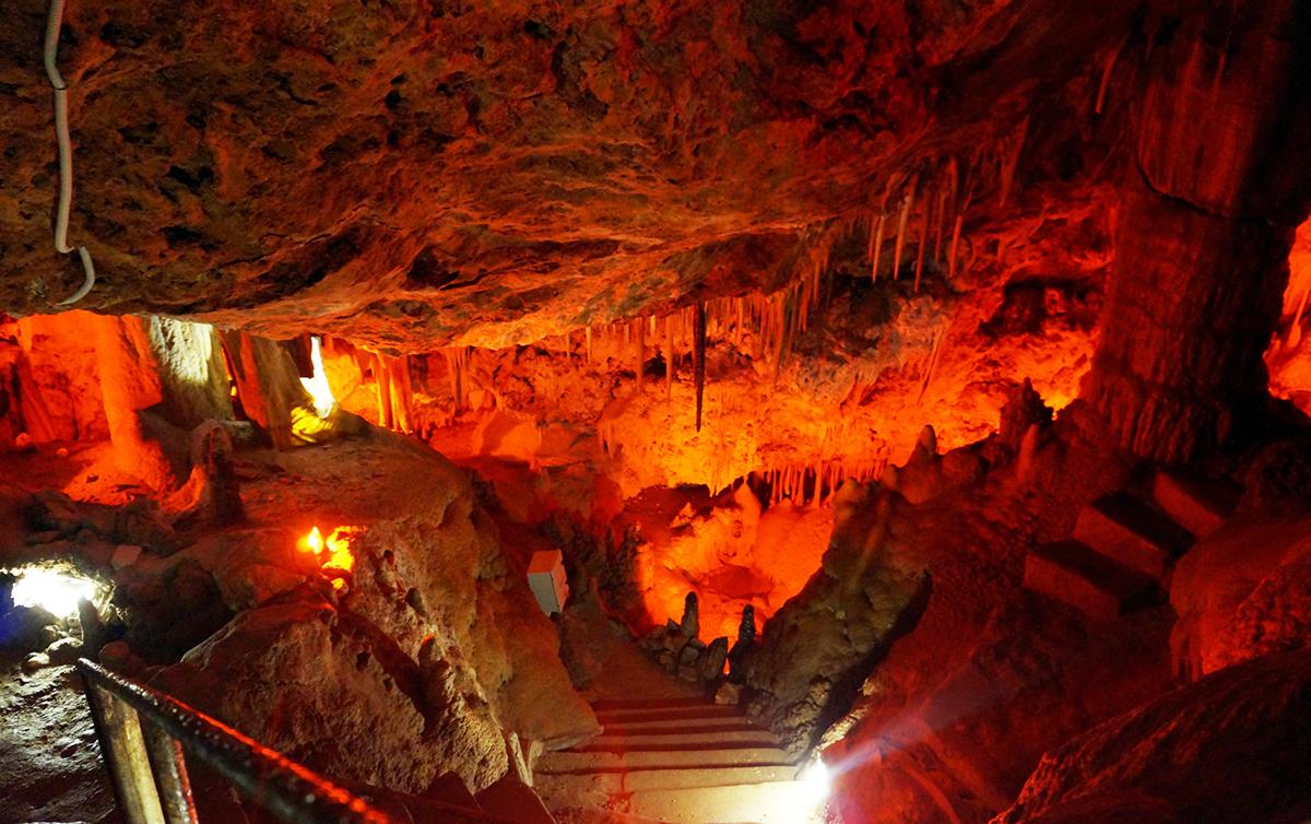 Le grotte di Gènova