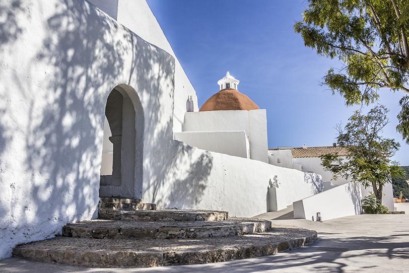 Il Puig de Missa a Santa Eularia