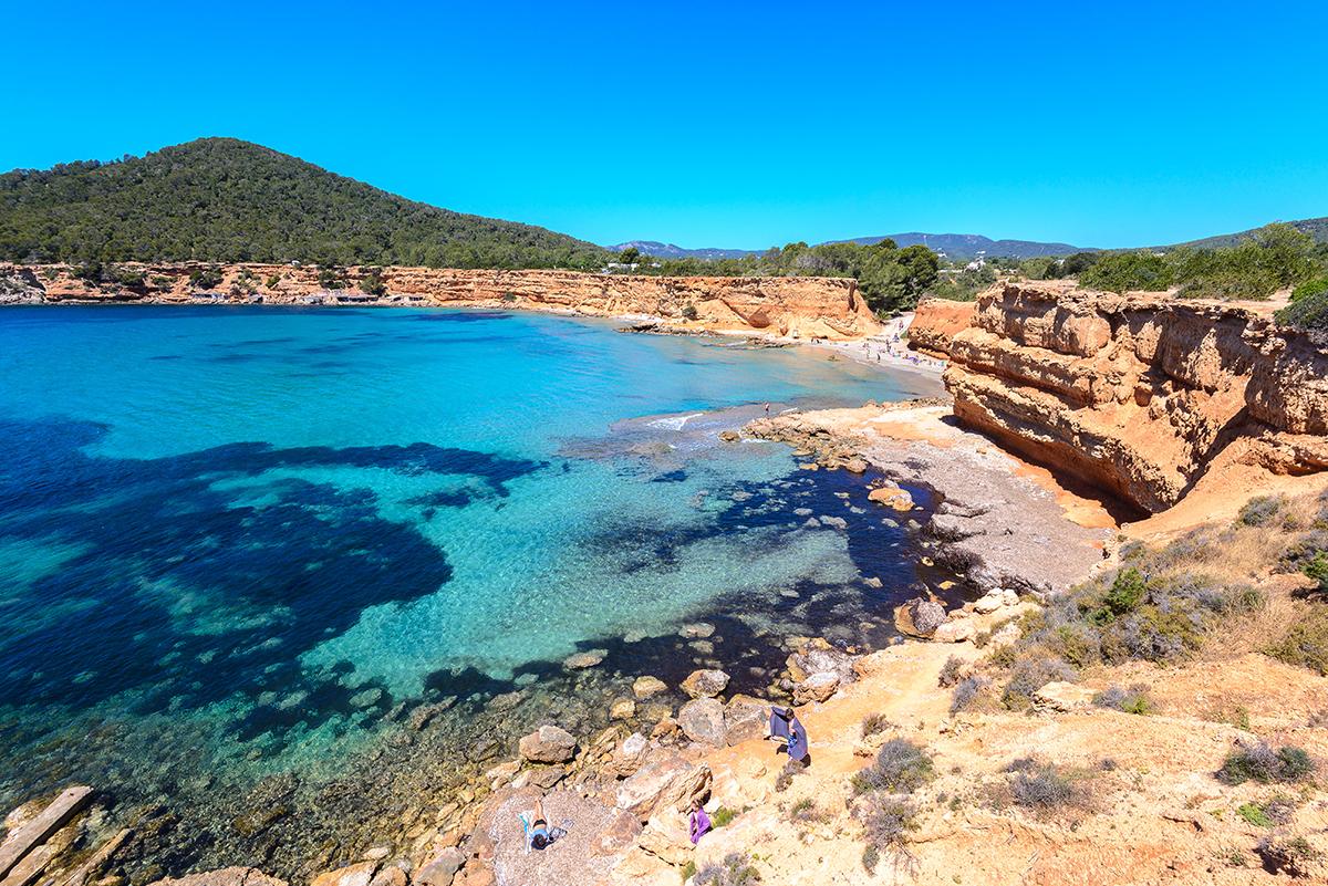 Sa Caleta a Ibiza