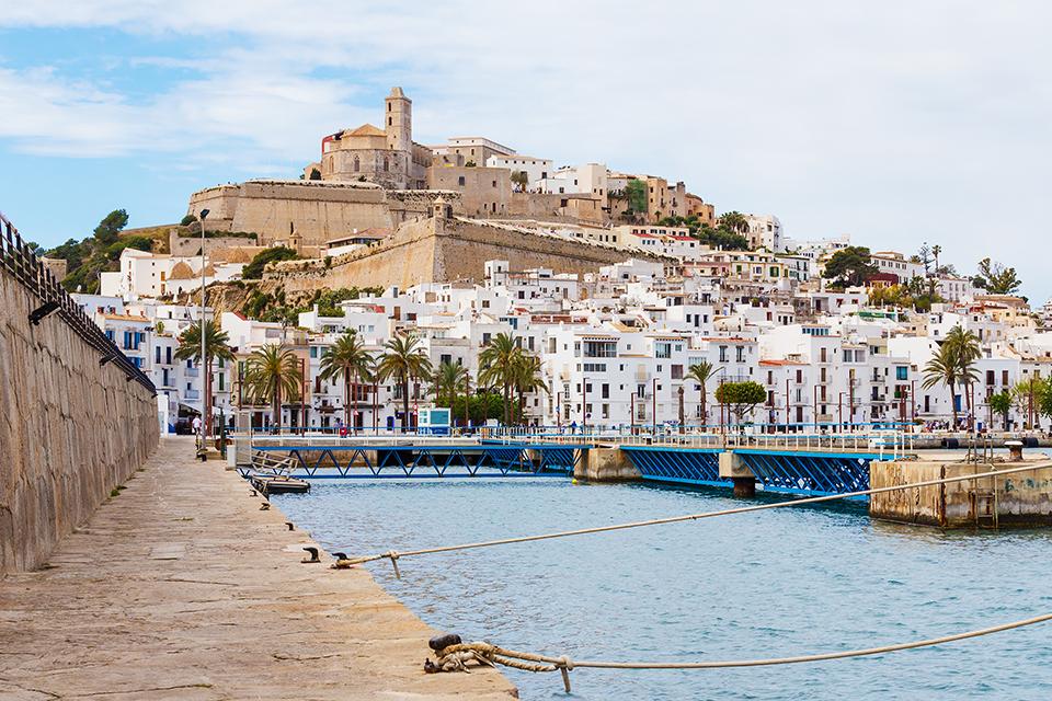 Sa Penya a Ibiza