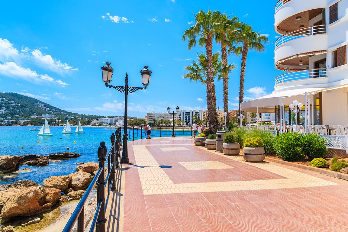 Santa Eularia a Ibiza