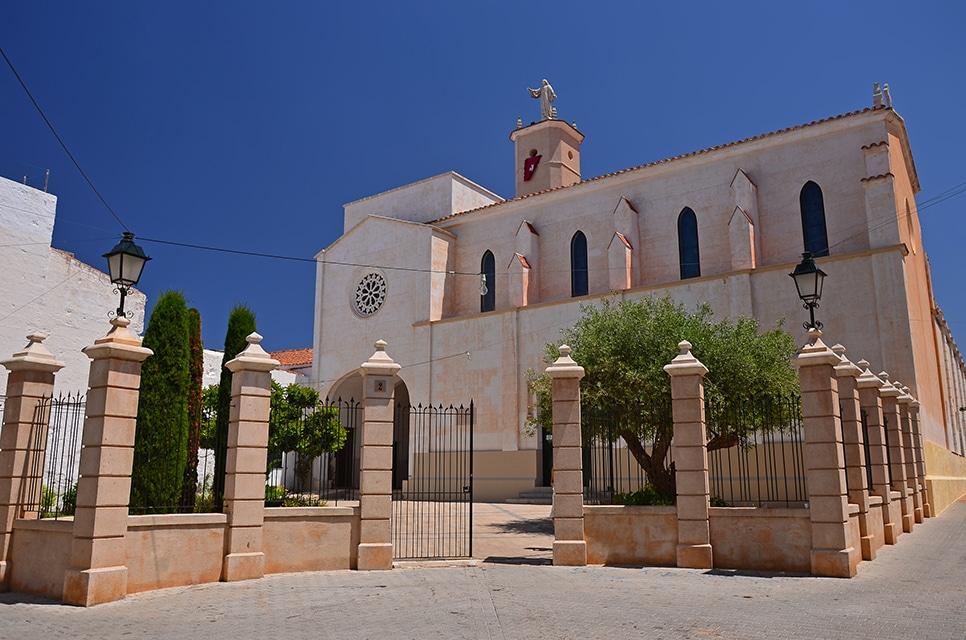 Convento Santa Clara a Ciutadella