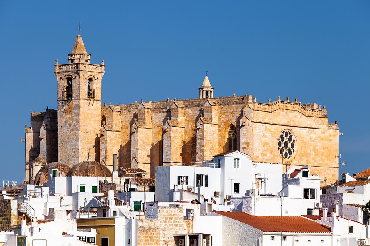Santa Maria de Ciutadella a Minorca