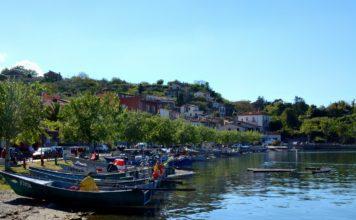 Il borgo di Marta sul Lago di Bolsena