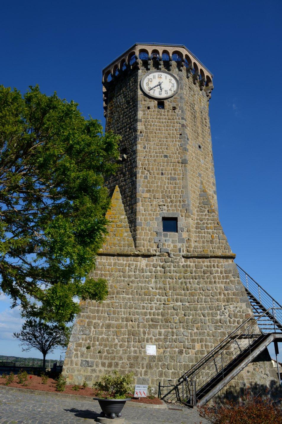 La torre di Marta