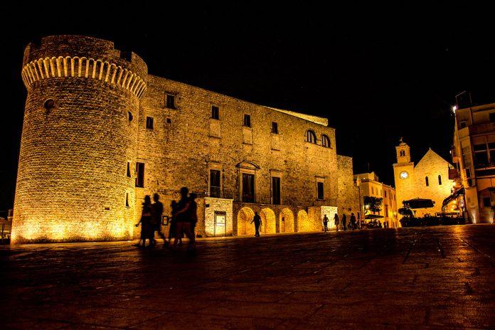 Il castello del Borgo di Conversano