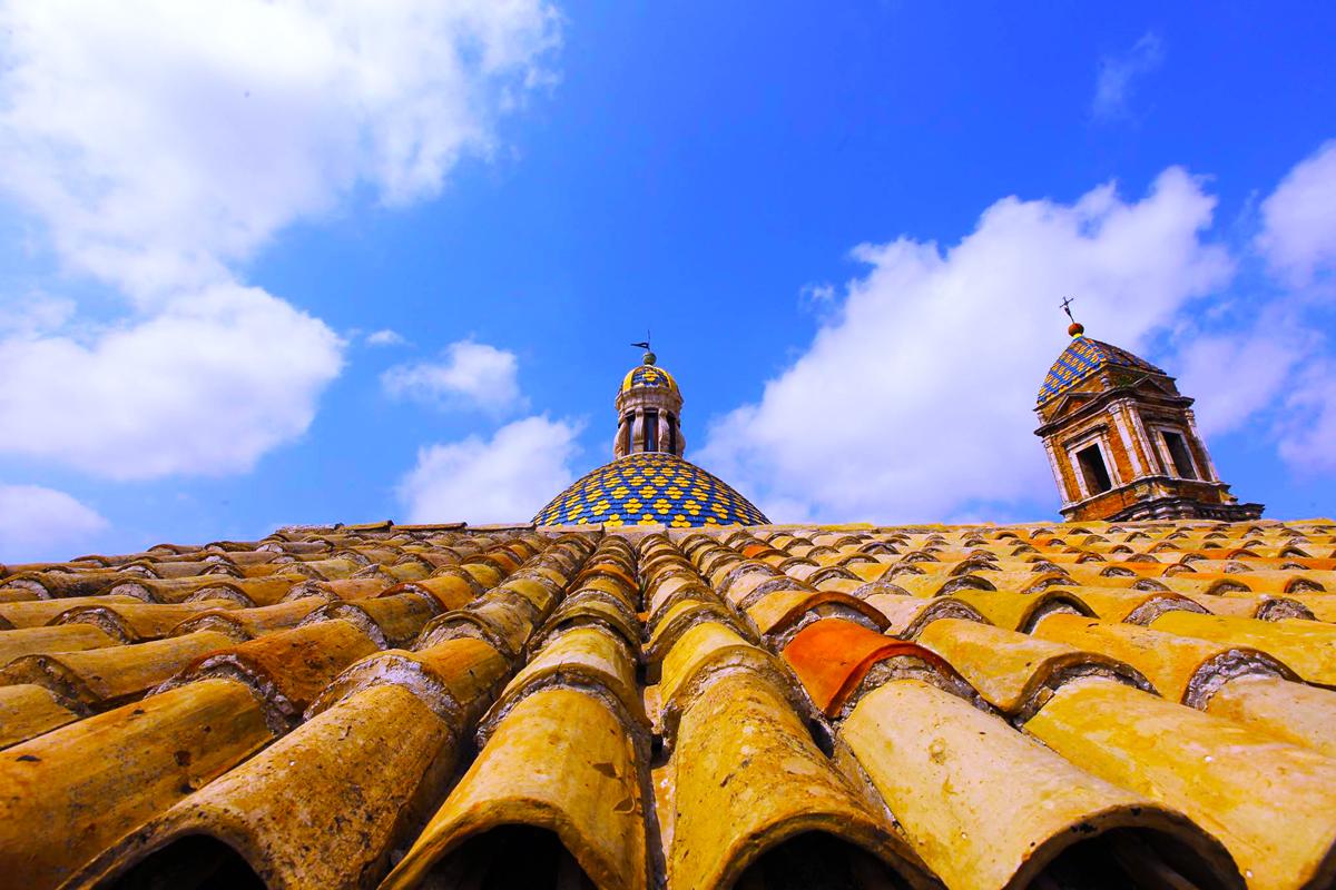 La chiesa di San Benedetto a Conversano