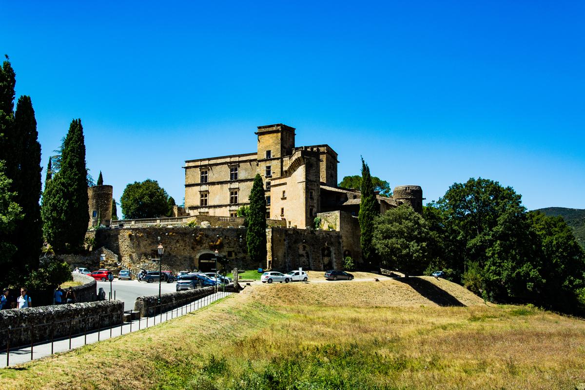 Il Castello di Lourmarin