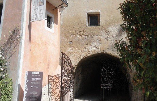 Il Museo Petrarca a Fontaine-du-Vaucluse