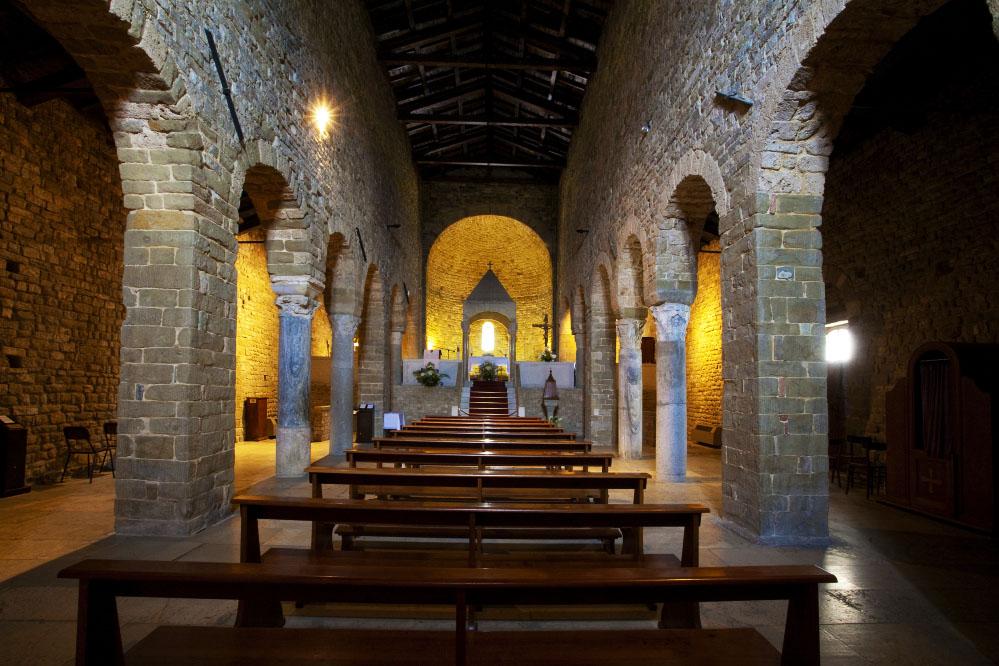 La Pieve di Santa Maria Assunta