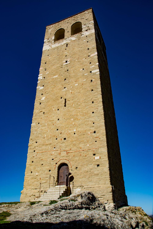 La Torre Civica di San Leo