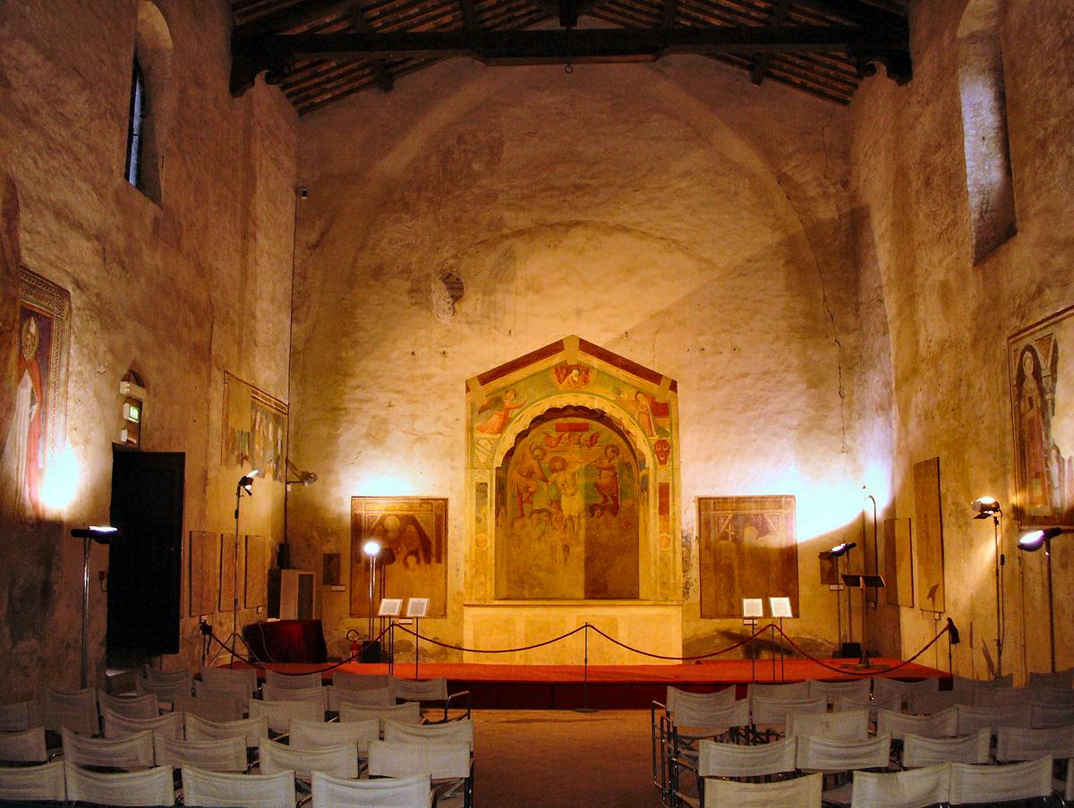 Ex Chiesa dei Santi Tommaso e Prospero
