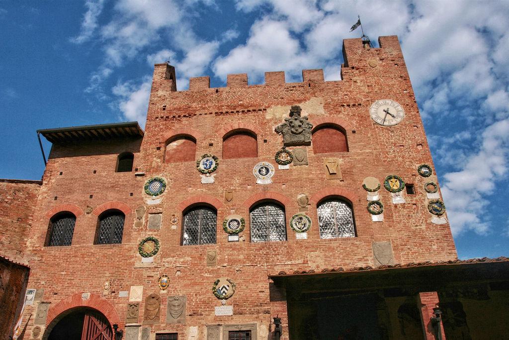 Il Palazzo Pretorio di Certaldo
