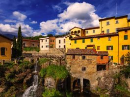 Il Borgo di Loro Ciuffenna