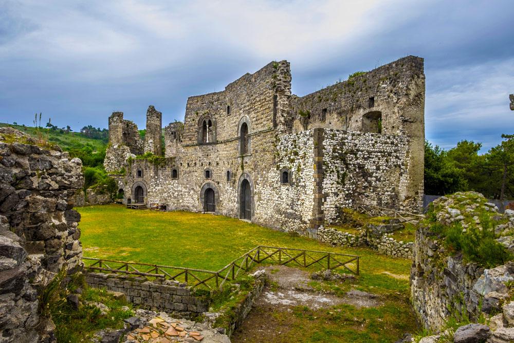 Il Castello di Casertavecchia