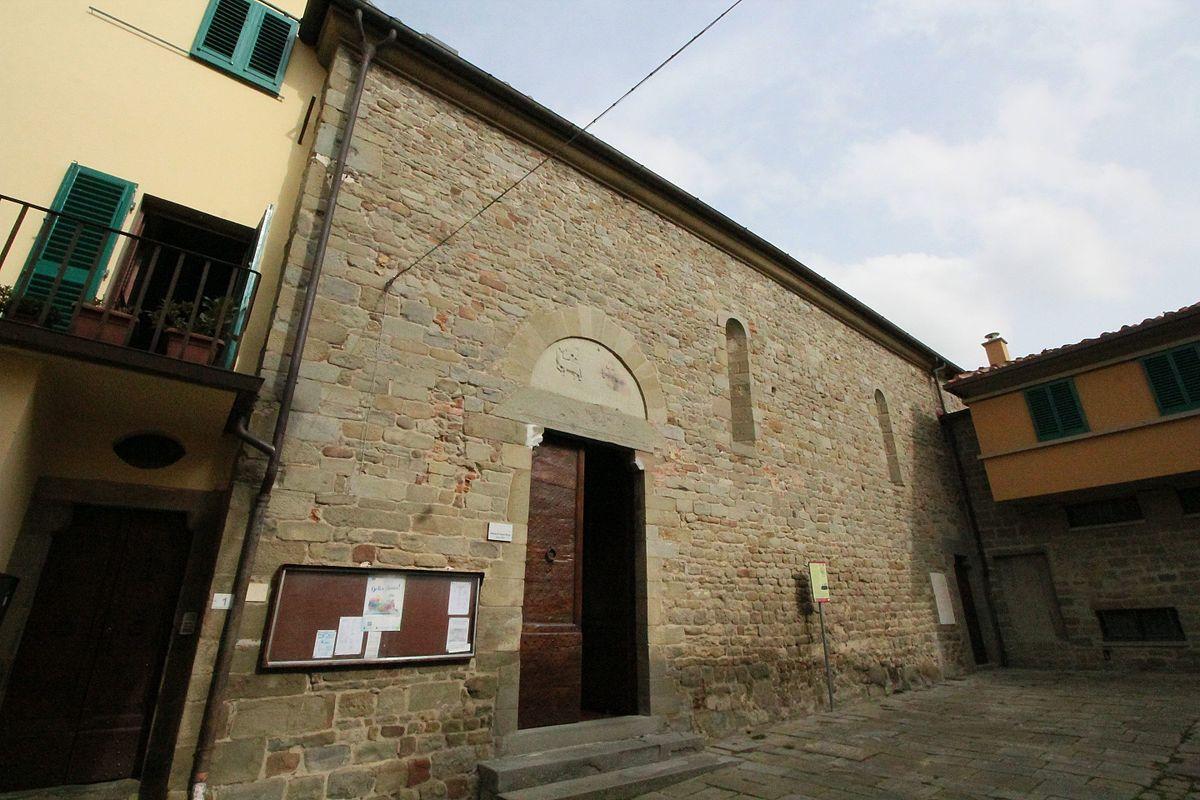La chiesa di Santa Maria Assunta a Loro Ciuffenna