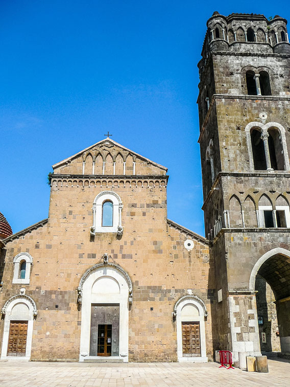 Il Duomo e il Campanile