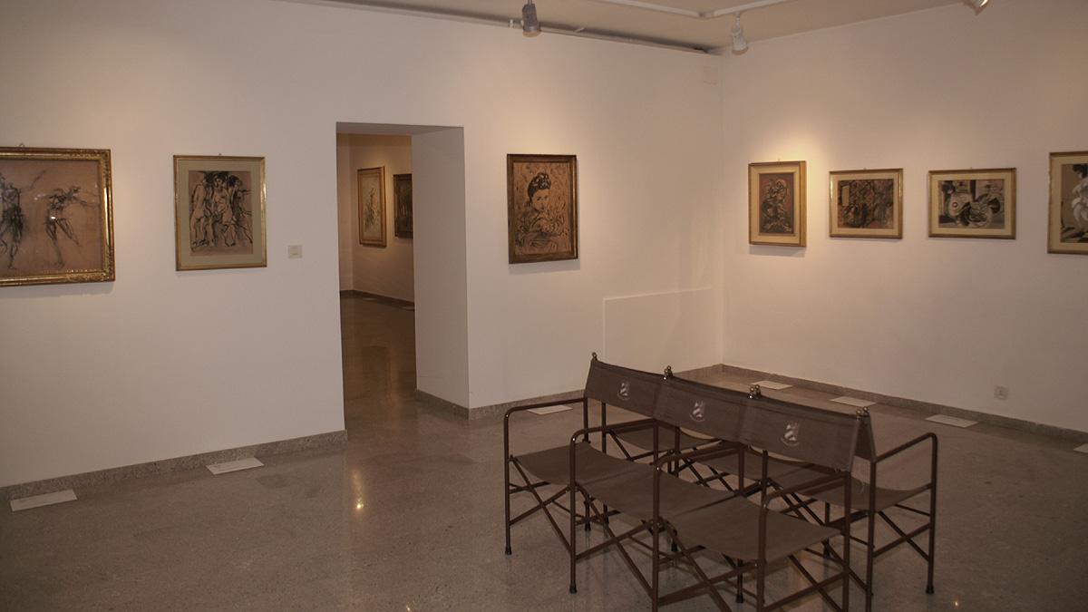 Il Museo Documentario di Gradisca e la Galleria d'Arte Contemporanea Spazzapan