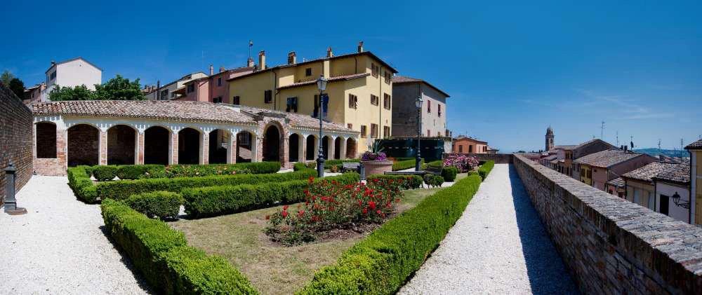 Il Bastione di Sant'Anna