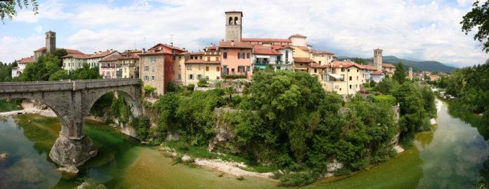 Il borgo di Cividale del Friuli