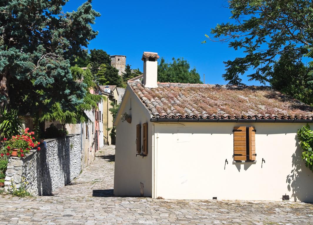 Il borgo di Montebello