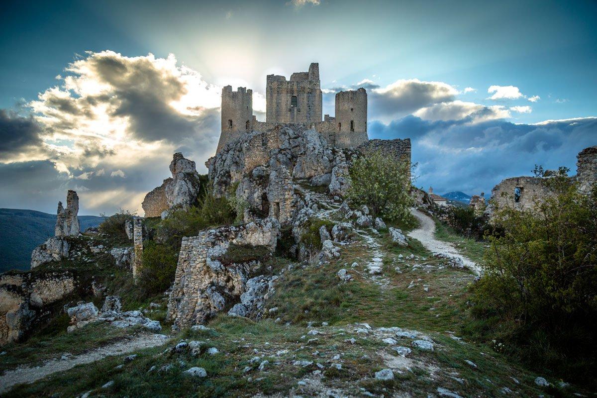 Il Castello di Rocca Calascio