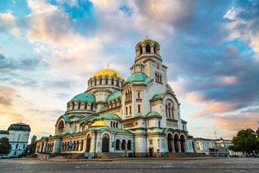 La Cattedrale Aleksandr Nevskij