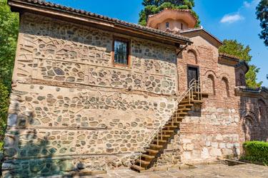 La Chiesa di Boyana