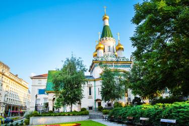 La Chiesa Russadi San Nicola