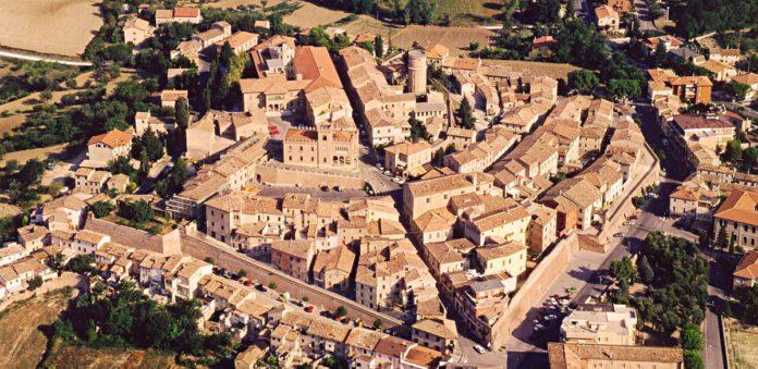 Il borgo di Mondolfo