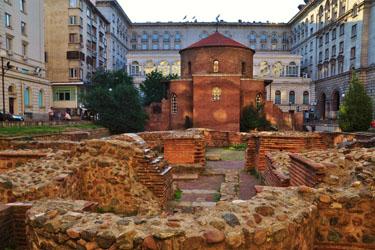 La Rotonda di San Giorgio (Sveti Georgi)